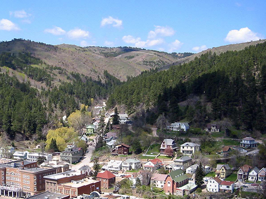 Deadwood City Photo