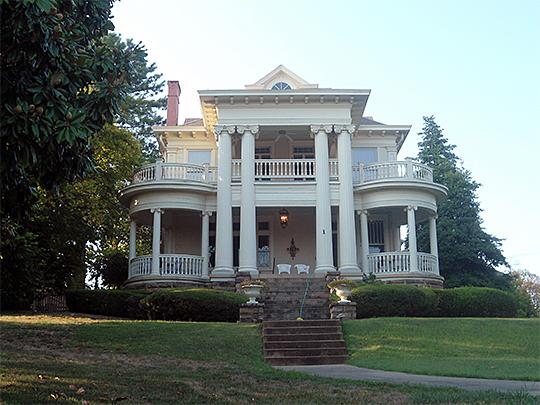 Fayetteville City Photo