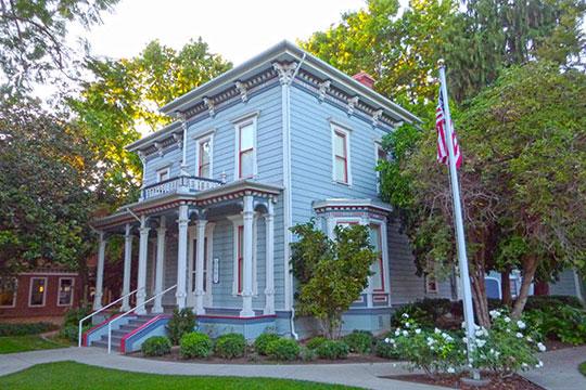 San Luis Obispo City Photo