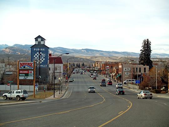 Lander City Photo