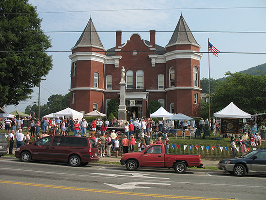 Independence Town Photo