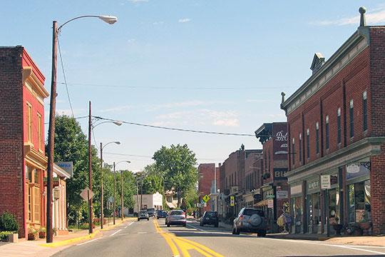 Gordonsville Town Photo
