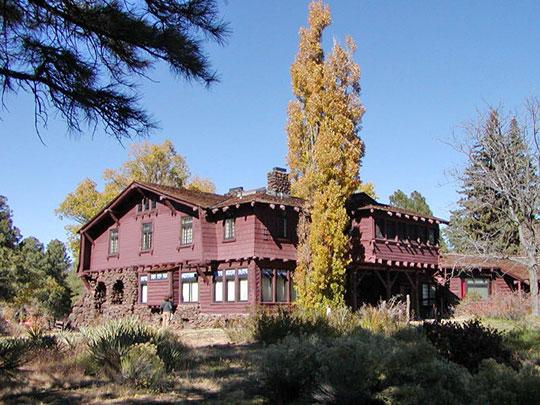 Flagstaff City Photo