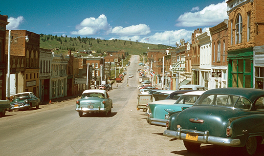 Cripple Creek City Photo