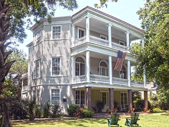 Charleston City Photo