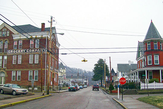 New Martinsville City Photo