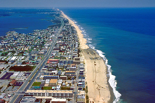 Town of Ocean City Photo