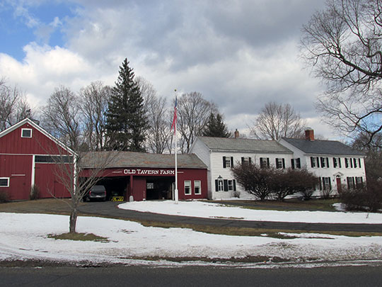 Greenfield Town Photo