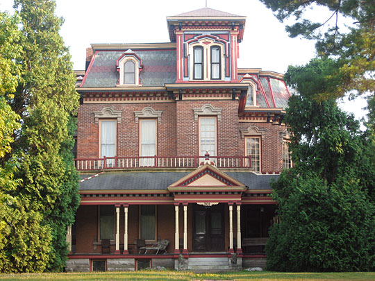 Evansville City Photo