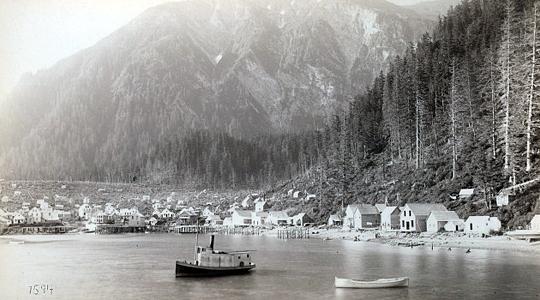 Juneau City Photo