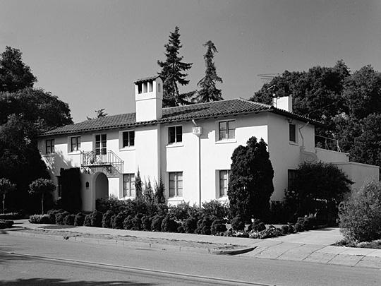 Palo Alto City Photo