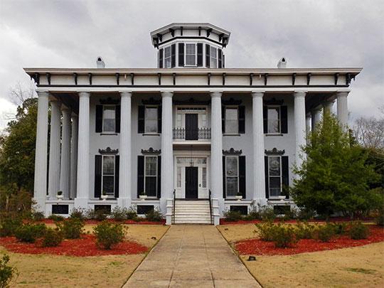 Tuskegee City Photo