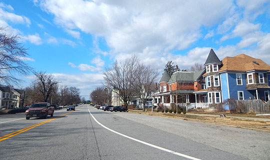 Ridgely Town Photo